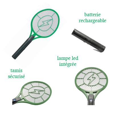 raquette electrique bracelet anti moustique. Black Bedroom Furniture Sets. Home Design Ideas